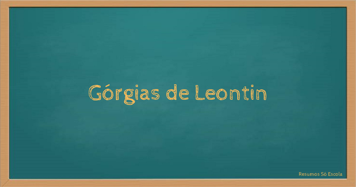 Górgias de Leontin