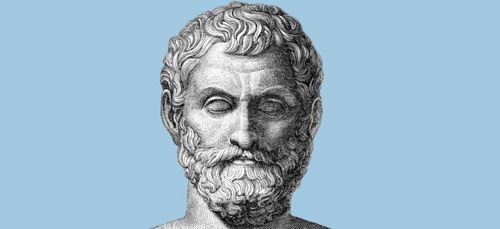 TALES DE MILETO - Filosofia Grega