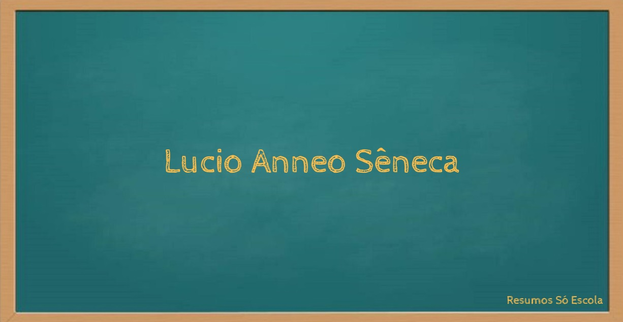 Lucio Anneo Sêneca