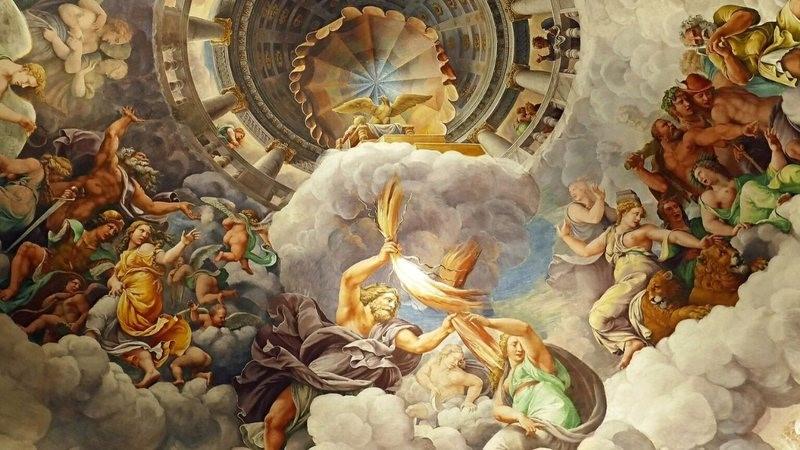 A passagem mítica á consciência filosófica