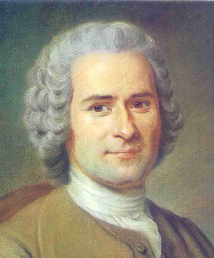 Breve Biografia - Jean-Jacques Rousseau.