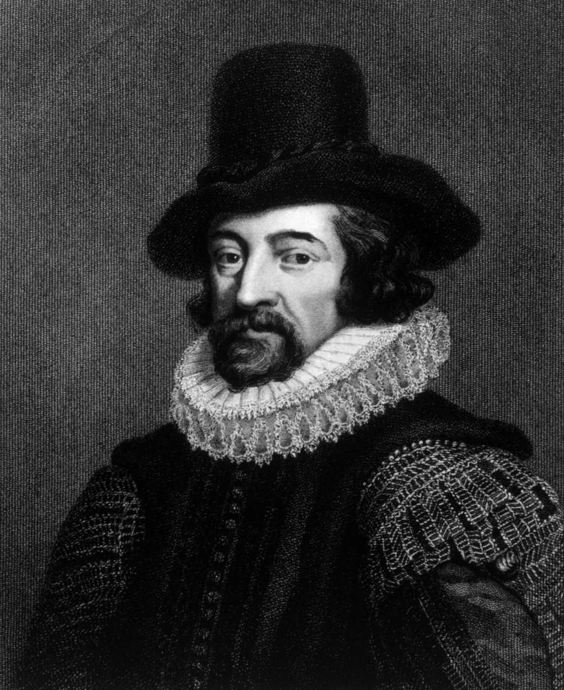 Biografia de Francis Bacon