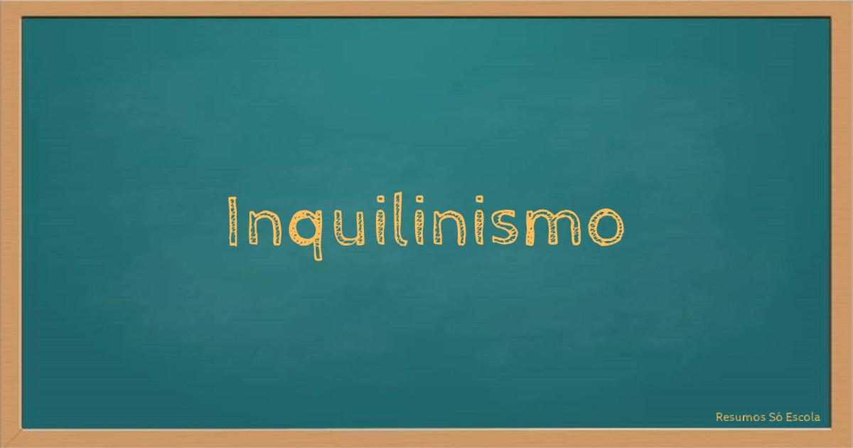Inquilinismo